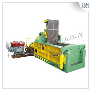 Hydraulic Scrap Metal Baler Machine with Ce Certificate pictures & photos