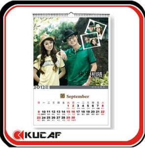 Wall Calendar Office Suppliers 2017 Manual Calendar pictures & photos