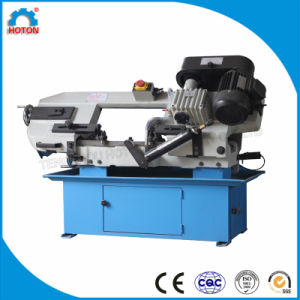 Mini Small Universal Metal Cutting Band Saw (BS-712T) pictures & photos