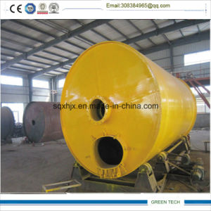 Tyre Oil to Diesel Refinery Equipment 24hours-Non Stop pictures & photos