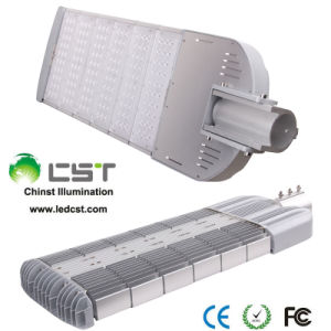 Chinst Made Meanwell Driver&Bridgelux 45mil LED Street Lamp