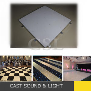 Popular Wedding Twinkle Star Effect LED Dance Floor Light pictures & photos