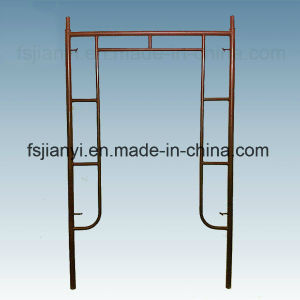 Flexibility Construction Equipment Steel H Frame Scaffold pictures & photos
