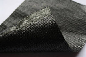 Ground Cover Weed Mat Woven Geotextile for Construction and Agriculture pictures & photos