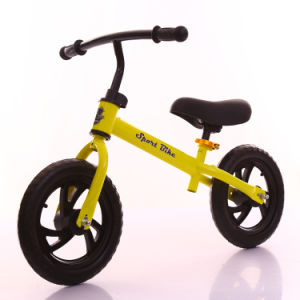 China Cool Kids Bicycle Children Balance Bike 12′′ pictures & photos