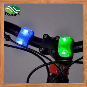 Bicycle Warning Light Tail Light MTB Silicon Lamp pictures & photos