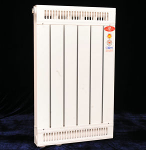 Central Heating Parts for Water Aluminum Radiator pictures & photos