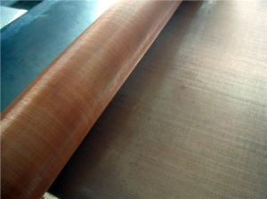 Brass Woven Wire Mesh   in Copper Material pictures & photos