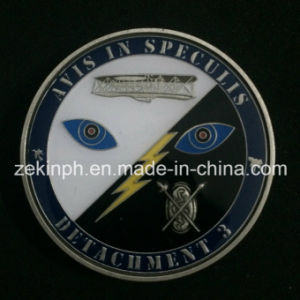 Metal Coins Custom Soft Cloisonne Coins pictures & photos