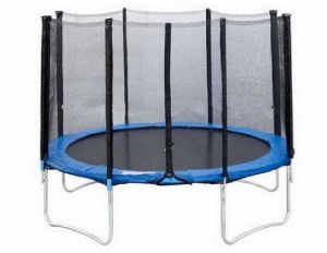 Hrt-10FT Trampoline with safety Enclosure for Kids and Adults Play pictures & photos
