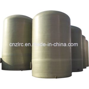 Tank Container Fiberglass Reinforced Plastic Storage Tank pictures & photos