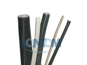 UL Approval High Temperature Fiberglass Sleeving pictures & photos