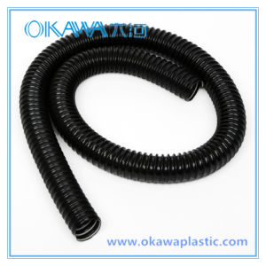 Flame Resistant PVC Steel Reinforced Hose pictures & photos