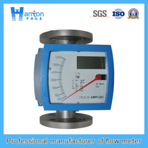 Vertical Installation 304 Metal Tube Rotameter for Dn100-Dn200 pictures & photos