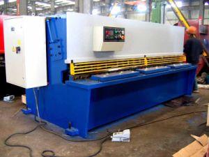QC11Y-12*3200 Hydraulic Guillotine Shearing Machine