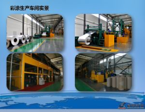 Professional Manufacturer PE or PVDF Color Coating Aluminum Coil pictures & photos