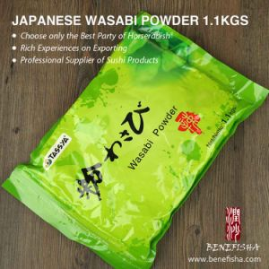 Japanese Wasabi Powder for Sushi Restaurant pictures & photos