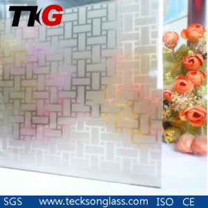 5.5mm Acid Etched Glass with High Quality pictures & photos
