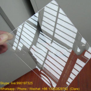 Clear Extruded Acrylic PMMA Sheets pictures & photos
