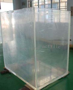 Rectangular Plexiglass Ornamental Aquarium pictures & photos
