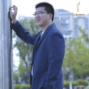 Men′s Stripe Formal or Business Suit