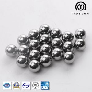 "Yusion 3/16""~6"" Low Carbon Steel Ball (G50-G1000 / HRC55-HRC59) pictures & photos"