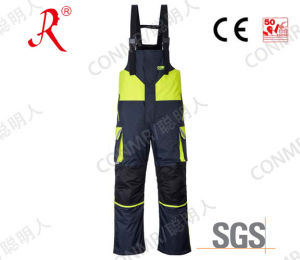 Latest Waterproof Quilted Sea Fishing Pants (QF-9079B) pictures & photos