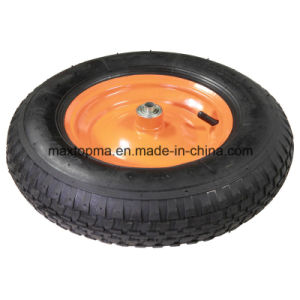 400-8 Pneumatic Rubbe Wheel pictures & photos