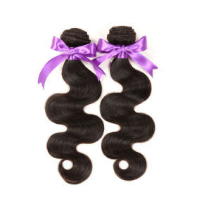 VIP Grade 7A Brazilian Virgin Hair Body Wave 3PCS Wet and Wavy Hair Weave Remy Human Hair Extensions pictures & photos