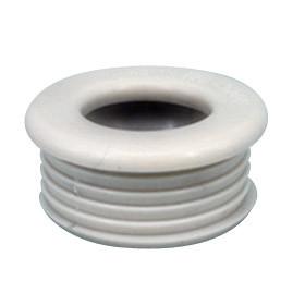 ID. 26-34 X Od. 48mm White PVC Drain Seal Ring (MS-1114)
