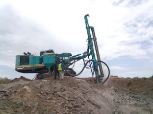 Integrated DTH Blasting Drill Rig pictures & photos