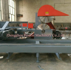 High Quality Sliding Table Saw Machine Made in China / Automatic Sliding Table Saw Machine pictures & photos