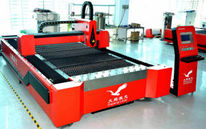 3000X1500 High Power Cutting Machine for 5mm-12mm Stainless Steel pictures & photos