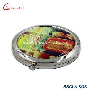 Professional Square Printing Aluminum Cosmetic Mirrors pictures & photos