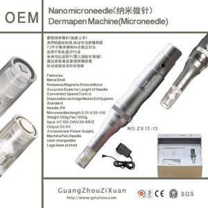Newest Nano Derma Meso Pen for Collagen Induction Therapy pictures & photos