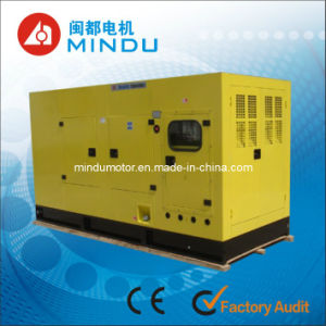60kVA New Type Small Size Silent Cummins Diesel Generator Set pictures & photos