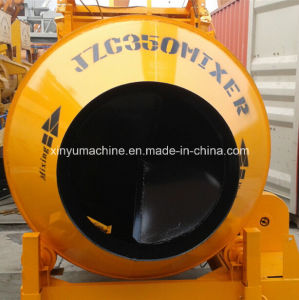 Mobile Concrete Mixer/Concrete Mixer (Jzc350) pictures & photos
