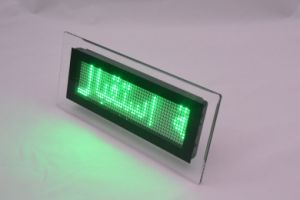 Crystal LED Display (DC448/DC672/DC896)
