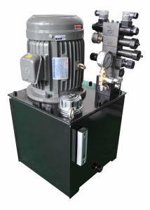 Vertical Power Unit for Hydraulic Station pictures & photos