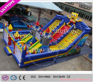 Lilytoys! Outdoor Spongebob Playground Equipment for Children with En14960 Standard (Lilytoys-New-029) pictures & photos