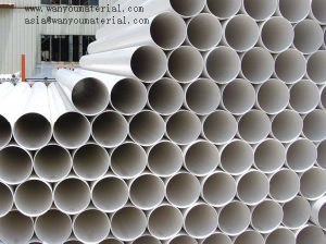 20mm - 40mm PVC Pipe Tube for Pressure pictures & photos