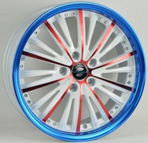 Alloy Wheel for Car (ZW-144)