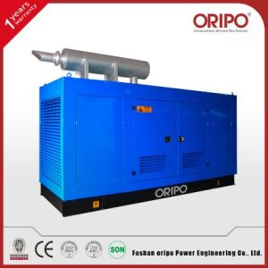 100kw Super Silent Type Diesel Generator Set by Cummins Brand pictures & photos