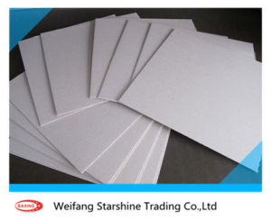 White Coated Duplex Card Board/Ivory Board pictures & photos