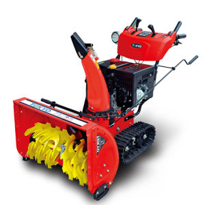 High Quality Two Stage Track Snow Blower (TY28DG110T)