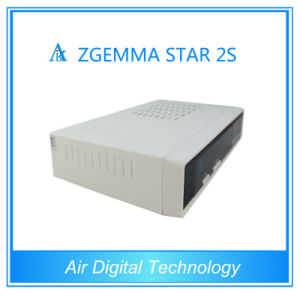 Original Zgemma Star 2s Digital Satellite Receiver Enigma2 Linux System Two Tuner Zgemma Star 2s pictures & photos