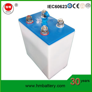 1.2V 400ah Nickel Iron Battery/ Ni-Fe Battery Tn400 for Solar Home pictures & photos