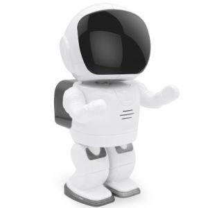 Home Security Indoor CCTV IR WiFi 960p HD P2p Robot IP Camera pictures & photos
