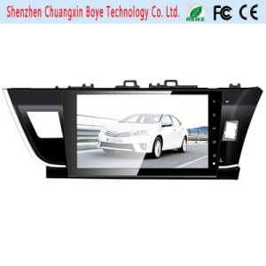 Android GPS Car DVD GPS Navigation for Toyota New Corolla pictures & photos