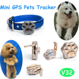 Pet GPS Tracking Device with Wireless Charging (V32) pictures & photos